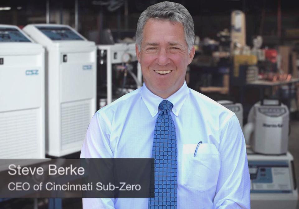 Cincinnati Sub-Zero Celebrating 75 Years